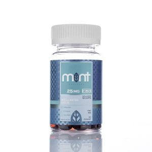 Mint Wellness CBD G Caps Capsules