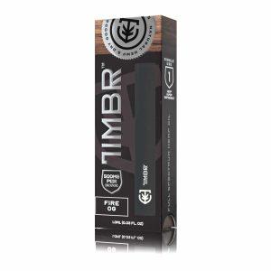 TIMBR Fire OG Disposable CBD Hemp Vape Device
