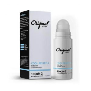 Original Hemp Cool Relief CBD Roll-On
