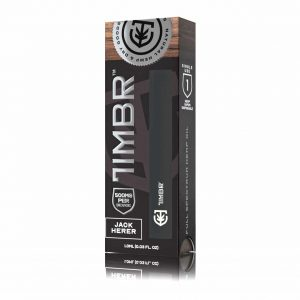TIMBR Jack Herer Disposable CBD Hemp Vape Device