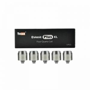 Yocan Evolve Plus XL Coil – (Pack of 5)