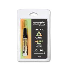 Delta 75 Apple Jax Delta 8 Cartridge