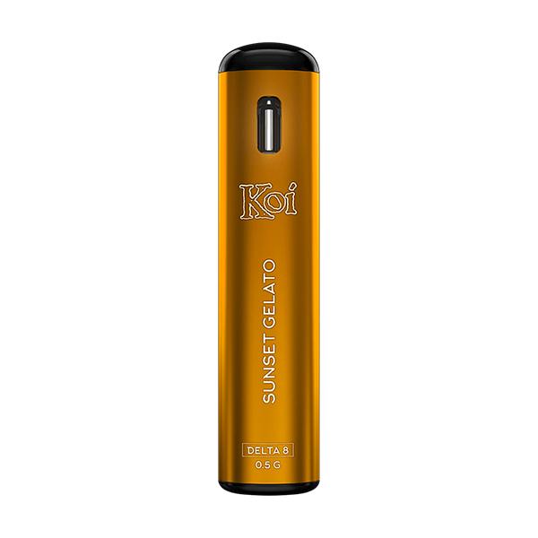 Koi Delta 8 Sunset Gelato Disposable Vape Bar