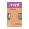 Mint Wellness Runtz & Mango Sherbet Zaza DUO Delta-8 Cartridges